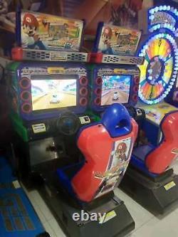 Sega Mario Kart Arcade GP 2 Game Arcade Cabinets Wholesale