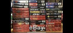 Sega saturn, sega cd, and Genesis Collection 145 Plus Games And Console