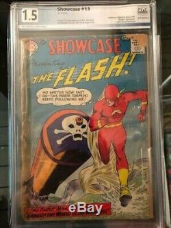 Showcase Flash Collection #4 / #8 / #13 / #14 (1.1.5) Unrestored First Sa Flash
