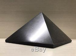 Shungite Pyramid 100 mm (5pcs) + Pyramid 70 mm (5pcs) Wholesale EMF Protection