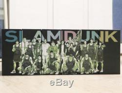 Slam Dunk Original Retro Box Set Vol. 131 Completed Set Comics Manga Korean Book