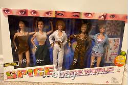 Spice Girls Collection It Up Girl Power Superstar Rare Galoob Doll Dolls