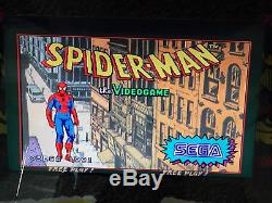 Spiderman PCB Arcade JAMMA board