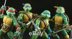 TMNT Classic Collection 6 Teenage Mutant Ninja Turtles set case of 12 MOSC lot