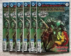 Teen Titans #12 LOT OF 6 1st Batman Who Laughs All Copies NM or better