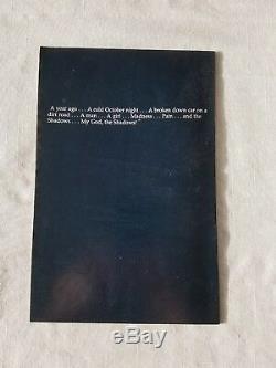 The Crow Caliber Comics # 1 2 3 4 Lot Artist J. O'Barr 1st 3rd Printing Rare