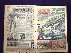 The Incredible Hulk #4 No Reserve