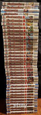 The Seven Deadly Sins Series Lot by Nakaba Suzuki Kodansha Comics