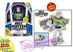 Thinkway TOY STORY SIGNATURE COLLECTION WOODY & BUZZ LIGHTYEAR Disney NEW LOT 2