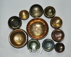 Tibetan Singing Bowls Healing Meditation Chakra Control
