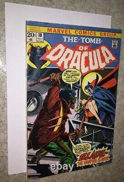 Tomb Of Dracula #1 through #25 plus GS1. Nice set all unrestored. Free shipping