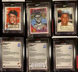 Topps Project 2020 Cards #1-320 FINEST Hand-Collated collection anywhere