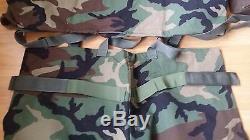 Usmc Marines Mopp Camo Woodland Suit Jacket Pants Protection Us Army Iraq Irak