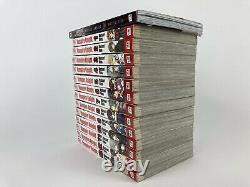 Vampire Knight Vol. 1-13 + Fanbook Paperback Manga Book Lot Matsuri Hino Shojo