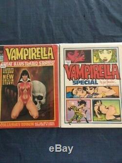 Vampirella 1969 Series Full Run