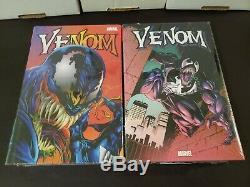 Venomnibus Venom Omnibus Vol 1 & 2 / Spider-Man vs Venom HC NEW FACTORY SEALED