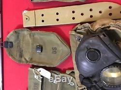 Vietnam Era Field Gear Lot Original