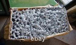 Vintage Curly Pom Pom Aluminum Christmas Tree Branches