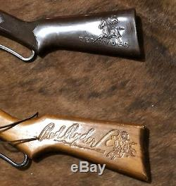 Vintage Daisy / Red Ryder Bb-gun Rifle Collection Lot Of Four (4) Made In USA