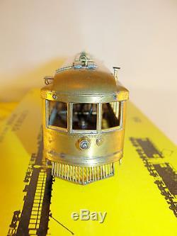 Vintage E  Suydam & Co Japan Brass Ho Train Collection Best