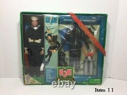 Vintage GI Joe Collection Including Rare items from the 1960's