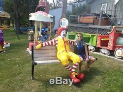 Vintage McDonalds playland