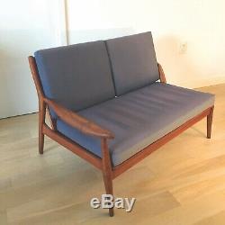Vintage Mid-Century Modern, Danish Modern Teak Lounge Set