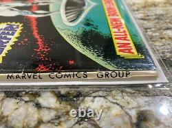 Vintage Silver Surfer #1 1968 and #4 Marvel Comics Origin of the Silver Surfer