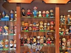 Vintage bobble heads, nodder lot of over 250 sporting and non-sporting