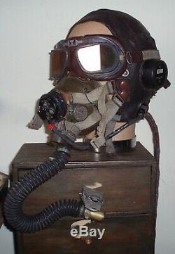 WW2. A collection RAF pilot equipment
