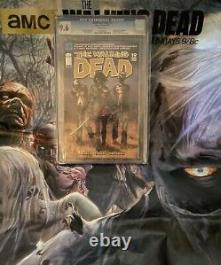 Walking Dead #1 To #10 And #19 All 1st Print Cgc 9.6 Signed Also