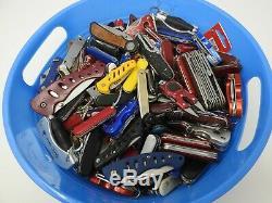 Wholesale Lot of 50 Pocket Knives Flea Market Swap Meet Specials