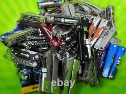 Wholesale Lot of 50 Small Multi-Tools Pliers Flea Market Swap Meet Specials