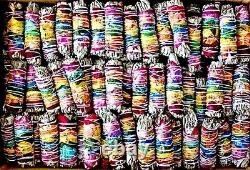Wholesale deal 100X Wands 7 Chakra Cali White Sage Smudge Stick 3-4 inches long