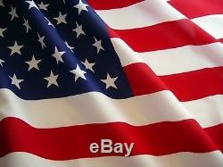 Wholesale lot 18 3' x 5' ft. USA US American Flag Stars Grommets United States