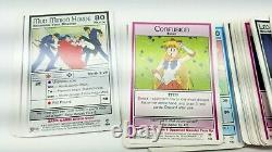 Wholesale lot 48 deck of Sailor Moon Player deck 60 mint cards Factory sealed
