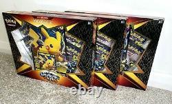 X3 Pokemon Shining Fates Pikachu V Box BRAND NEW & SEALED FAST DELIVERY