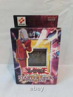 Yugioh Starter Deck Pegasus edition for US and Canadá(brand new)